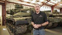 В командирской рубке. Обзоры реальных танков. Сезон-1 Загляни в реальный танк М60А2 Паттон. В командирской рубке