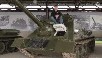 В командирской рубке. Обзоры реальных танков. Сезон-1 Загляни в СУ-100. В командирской рубке: СУ-100, часть 1