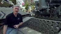 В командирской рубке. Обзоры реальных танков. Сезон-1 Загляни в танк M56 Scorpion. В командирской рубке. Часть 2