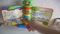 Видео обзоры игрушек - Музыкальная книжечка Fisher-Prise