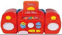 Видео обзоры игрушек - Simba Музыкальная игрушка Магнитофон