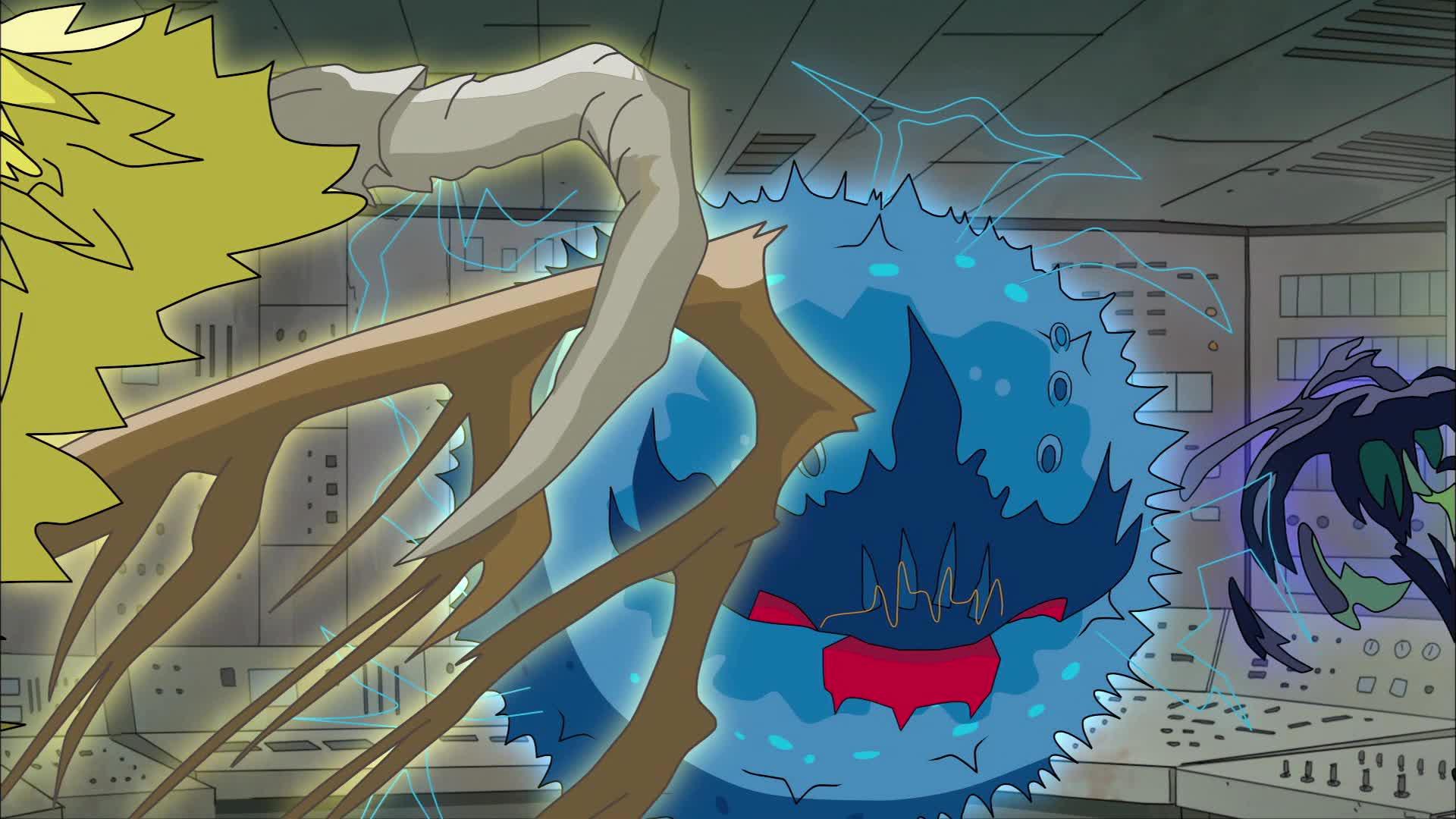 Вирус атакует Вирус атакует 6 серия Земля под защитой