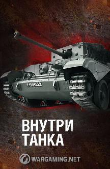 Внутри танка смотреть