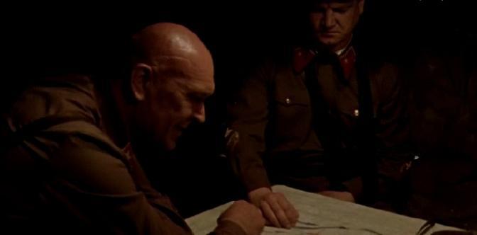 Война на западном направлении (4 серия) смотреть
