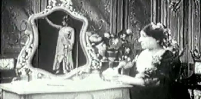 Волшебное зеркало смотреть