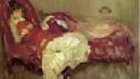 Всемирная картинная галерея Сезон-1 Джеймс Уистлер. Платье для музы