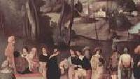 Всемирная картинная галерея Сезон-1 Джорджоне. Загадка времени