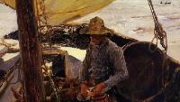Всемирная картинная галерея Сезон-1 Хоакин Соролья. Сказка о рыбке