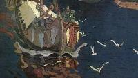 Всемирная картинная галерея Сезон-1 Николай Рерих. Сказка о пустынных городах