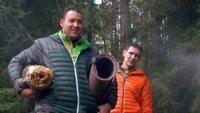 Выжить в лесу 1 сезон 9 выпуск