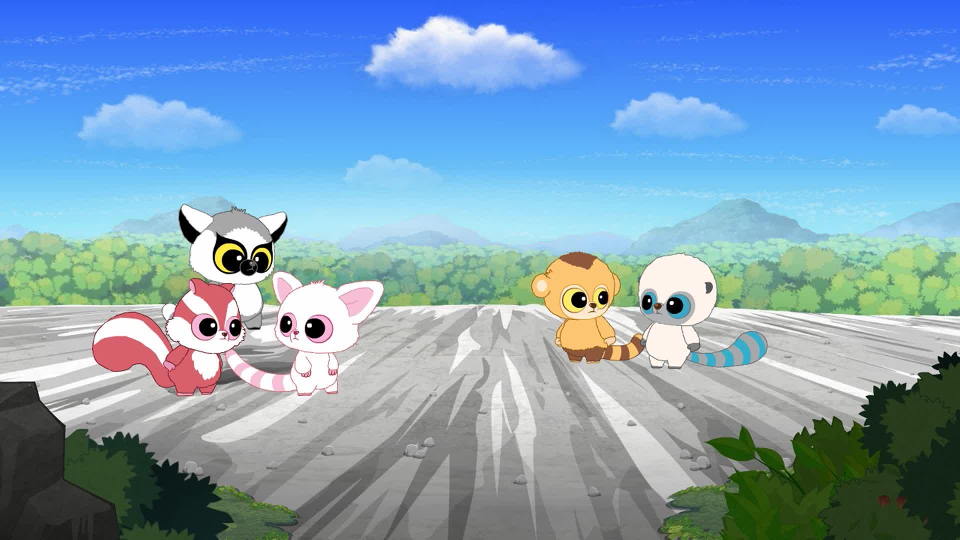 Юху и его друзья Юху и его друзья. Сезон 1 22 - Тайны пещеры Альтамира