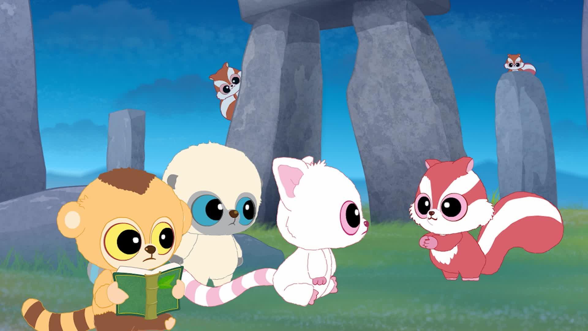 Юху и его друзья Юху и его друзья. Сезон 1 23 - Поиски радужной гальки