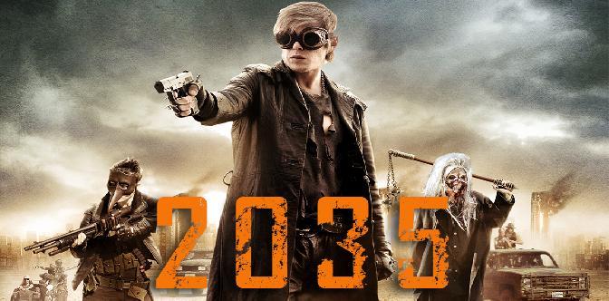Запрещенная реальность / 2035: Forbidden Dimensions (2013) смотреть