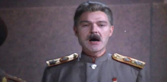 Завещание Сталина смотреть
