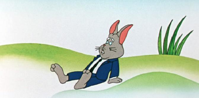 Заяц, который любил давать советы смотреть