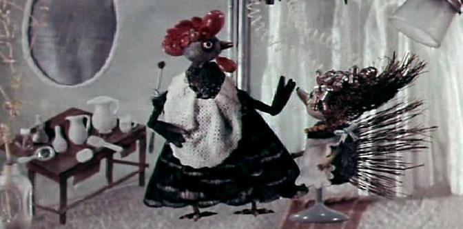 Здравствуйте, тетя Лиса! смотреть