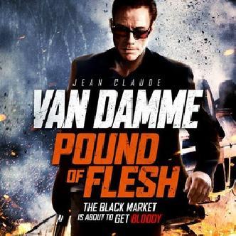 Жан-Клод Ван Дамм потерял «Фунт плоти» смотреть