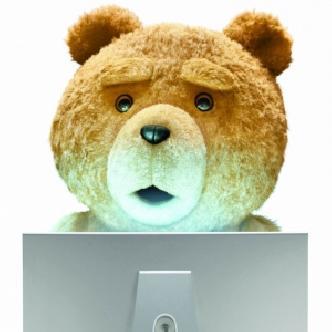 Знакомьтесь, это Тед! смотреть