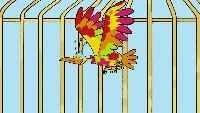 Маленький пушистик Сезон-1 Птичий принц